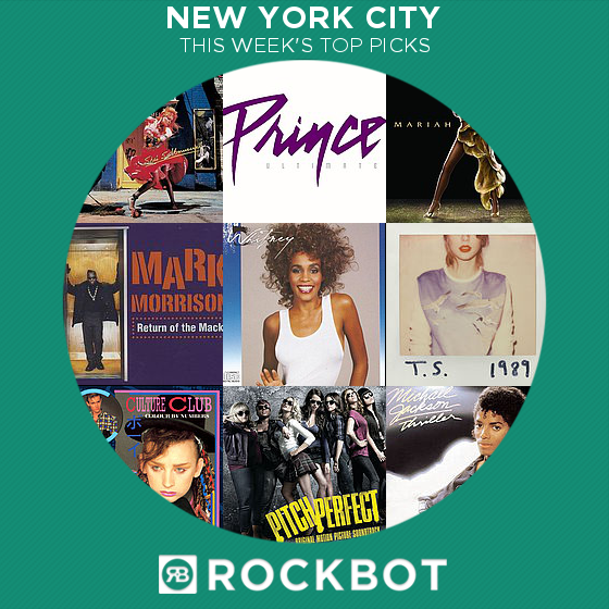 New York City Rockbot