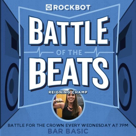 Battle of the Beats at Bar Basic