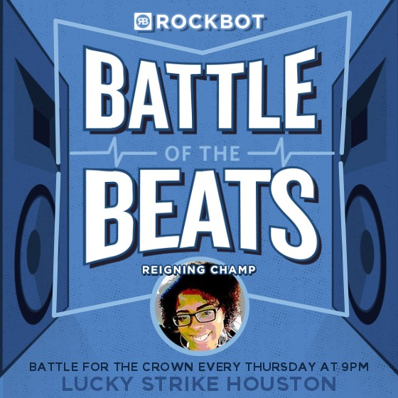 Battle of the Beats at Lucky Strike Houston