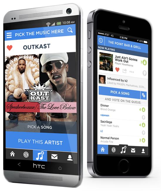 Rockbot Social Jukebox App
